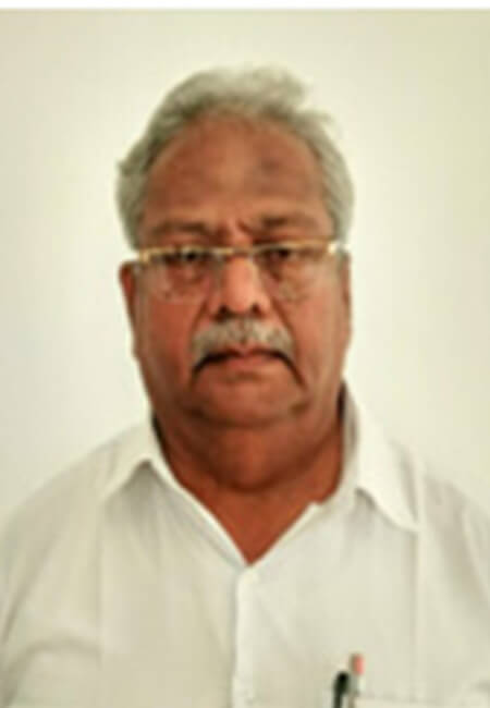A retired Sub-Collector, Revenue Department with the Government of Tamil Nadu having more than 30 years' experience, he is mainly responsible for looking after the Corporate Social Responsibility of the company and also assisting our elderly residents for any Government related matters.