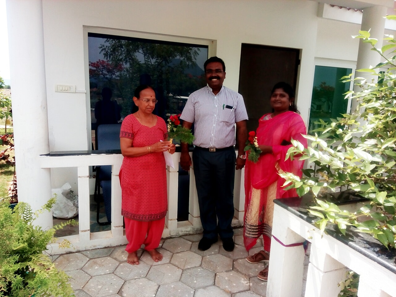 Santosham retirement communities
