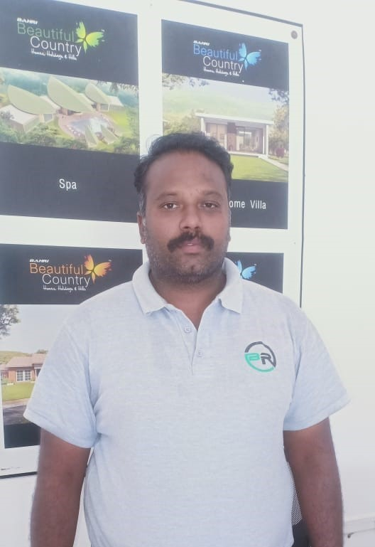 Mr. Mathan Karthick Raj A Service Oriented Hospitality professional with over 6+ years of progressive experience in working with many Resorts, Holiday Home & Hotels in and around Kerala & Tamil Nadu, His competencies in Hotel Management, Guest Relations, Customer Services are his KRA.