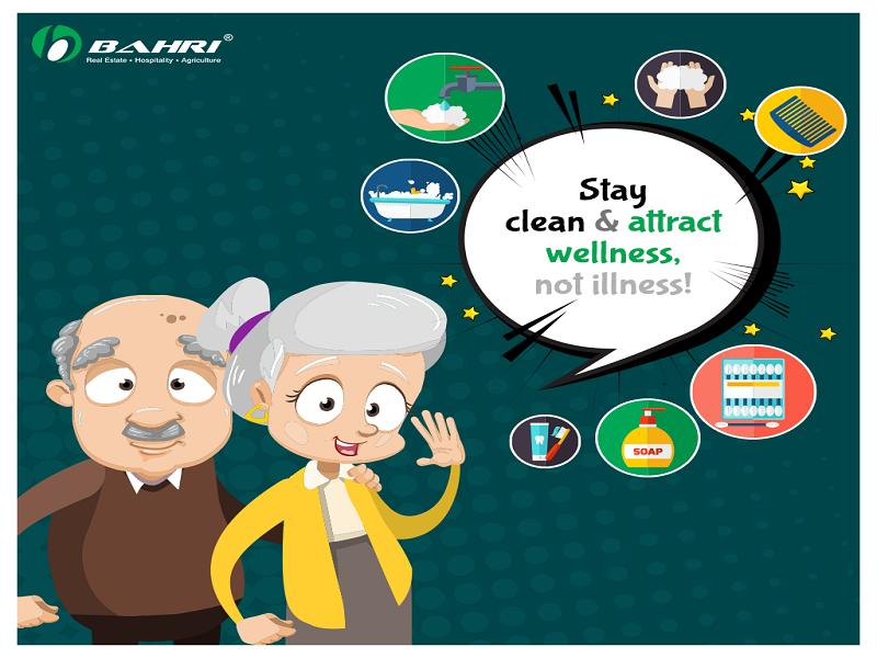 Facilities Provided of Senior Care Housekeeping Assistance – Bahri Estates
