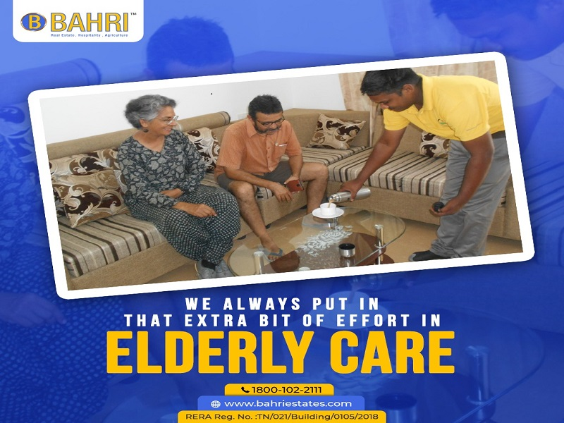 A Fitness Plan for Retired People in Bahri Estates